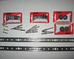 Adjustable Sliding Jib Track Kit