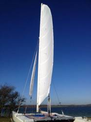 Dart 18 Club Main Sail